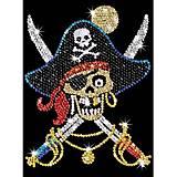 Мозаика блестками «Пират», 1128-KSG, купить