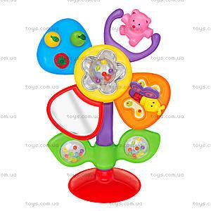 Игрушка на присоске «Цветик», 051185, отзывы