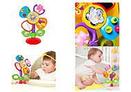 Игрушка на присоске «Цветик», 051185, детские игрушки