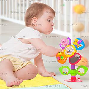 Игрушка на присоске «Цветик», 051185, игрушки