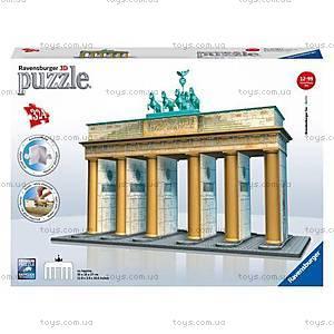 3D Пазл «Бранденбургские ворота», 12551-Rb