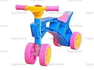 Игрушка-каталка «Ролоцикл», 3824, купить