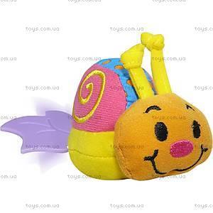 Игрушка-виброползунок «Улитка», 948BV snail, купить