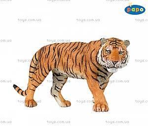 Игровая детская фигурка «Бенгальский тигр», 50004