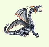 Игровая фигурка «Дракон» металик, 75594, отзывы