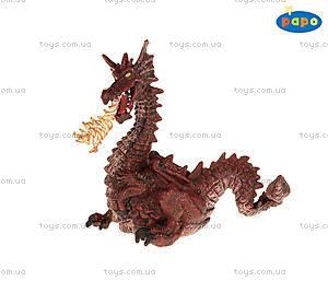 Игровая фигурка «Огнедышащий дракон», 39016