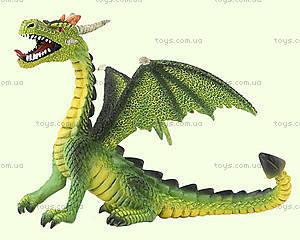 Игровая фигурка «Дракон» зеленый, 75593