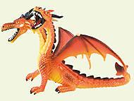 Игровая фигурка «Двухголовый дракон» оранжевый, 75598, купить