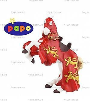 Игровая фигурка «Конь Короля Ричарда» в красном, 39340