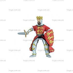 Игровая фигурка «Король Ричард» в красном, 39338