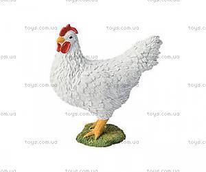 Игровая фигурка «Курица» белая, 62314