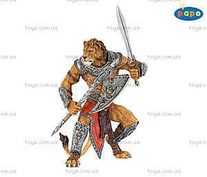 Игровая фигурка «Лев-мутант», 38945