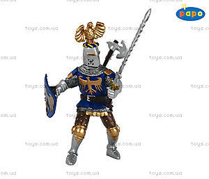 Игровая фигурка «Рыцарь» с гербом, 39362