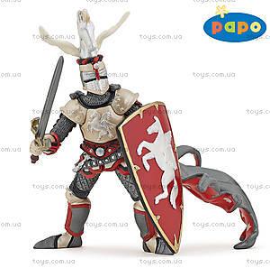 Игровая фигурка «Воин» с гербом, 39948