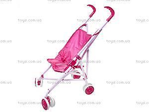 Игровая коляска для кукол, 9612A, фото