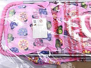 Игровая кукольная коляска, 9305, отзывы