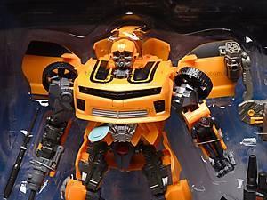Игровая машинка-трансформер, 8803, детские игрушки