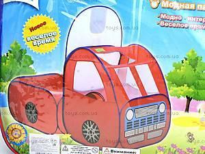 Игровая палатка «Автобус», 3305, фото