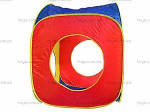 Игровая палатка для детей «Домик», 8080, фото