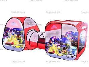 Игровая палатка с переходом, SG7015-4