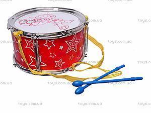 Игровой барабан для детей, 8455A