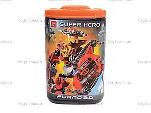 Игровой десткий конструктор Super Hero, 8022B/8027B, купить