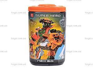 Игровой десткий конструктор Super Hero, 8022B/8027B, фото