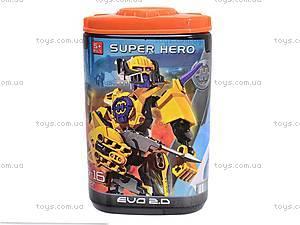 Игровой десткий конструктор Super Hero, 8022B/8027B, отзывы