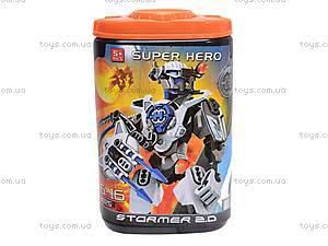 Игровой десткий конструктор Super Hero, 8022B/8027B, цена