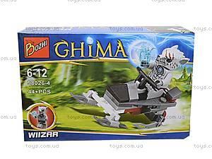 Игровой детский констуктор Chima, 98026-4, цена