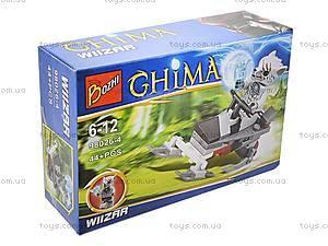 Игровой детский констуктор Chima, 98026-4