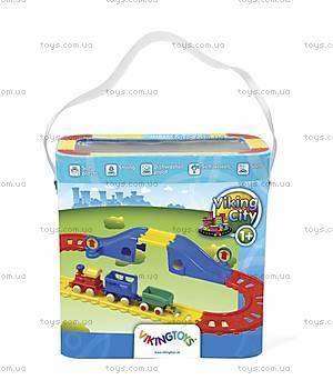 Игровой детский набор «Железнодорожная станция», 45573