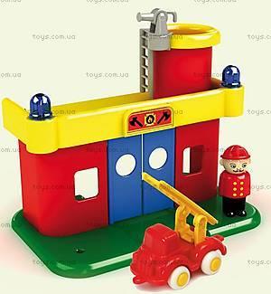 Игровой детский набор «Пожарная станция», 5565