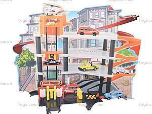 Игровой детский паркинг, 5513-83, фото