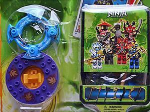 Игровой конструктор для детей «Ниндзя», 9371, купить