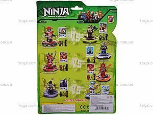 Игровой конструктор для детей «Ниндзя», 9371