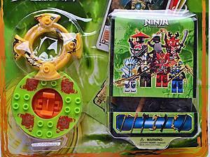 Игровой конструктор для детей «Ниндзя», 9371, цена