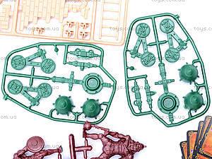 Игровой конструктор «Гладиаторы», 342, детские игрушки