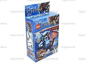 Игровой конструктор из серии Chima, 3706