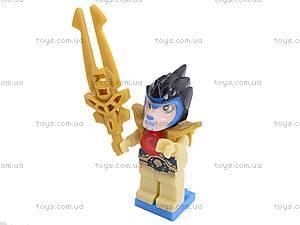 Игровой конструктор из серии Chima Legend, 3705, детские игрушки