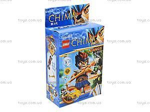 Игровой конструктор из серии Chima Legend, 3705