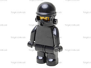 Игровой конструктор «Военная полиция», M38-B0325R, игрушки