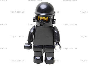 Игровой конструктор «Военная полиция», M38-B0325R, детские игрушки