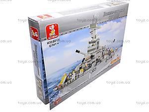 Игровой конструктор «Военно-морская серия», M38-B0126R