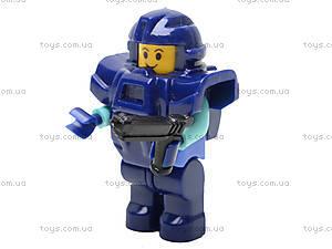 Игровой конструктор «Военный спецназ», M38-B0195R, детские игрушки