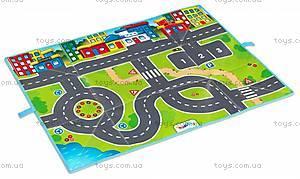 Игровой коврик «Дорожное движение», 5200