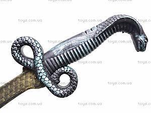 Игровой меч, 32A7, детские игрушки