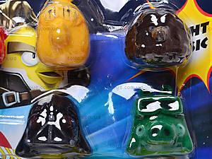 Игровой музыкальный набор Angry Birds Star Wars детский, 2013-5, отзывы