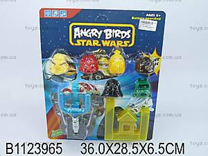 Игровой музыкальный набор Angry Birds Star Wars детский, 2013-5