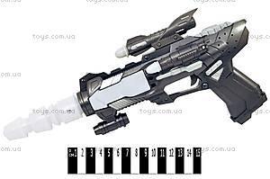 Игровой музыкальный пистолет, 0033B